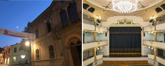 Summer singing Course - Italy - Novafeltria's Theatre